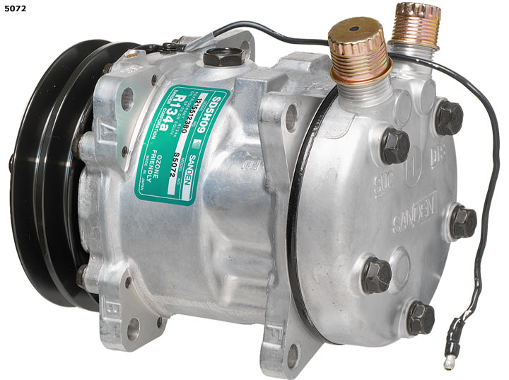 Compressor Automotive Air Conditioning Compressors And A C System Components